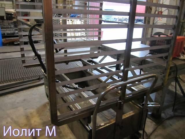 Нержавеющая сталь для производства конструкций