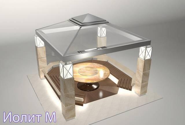 Купить светопрозрачные конструкции
