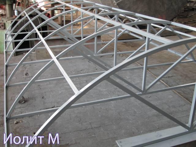 Светопрозрачные металлоконструкции