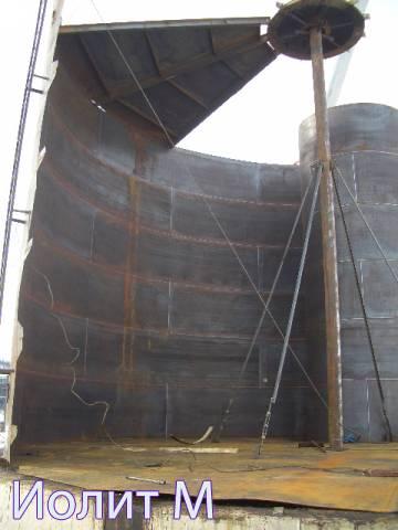 Бункера. Проект резервуара