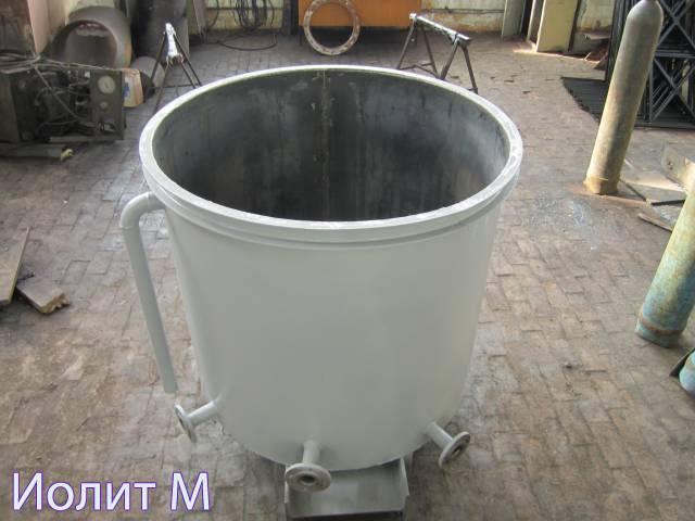 Изготовление емкостей для воды