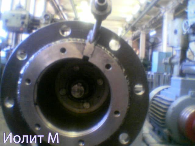 Дыхательное оборудование. Резервуары стальные