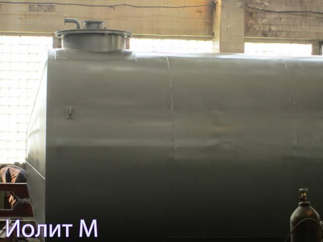Изготовление емкостей из нержавеющей стали