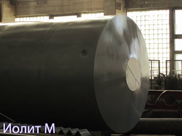 Резервуар для нефтебаз. Изготовление бункеров