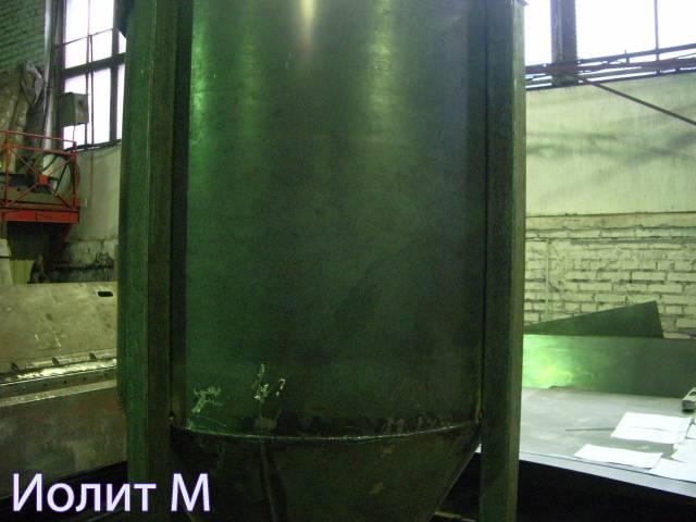 Производство емкостей и резервуаров