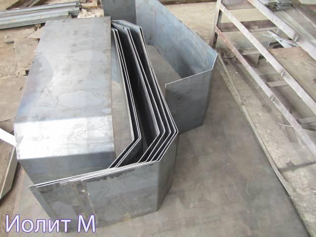Силиконовые формы для бетона