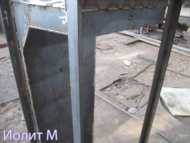 Малые формы из бетона