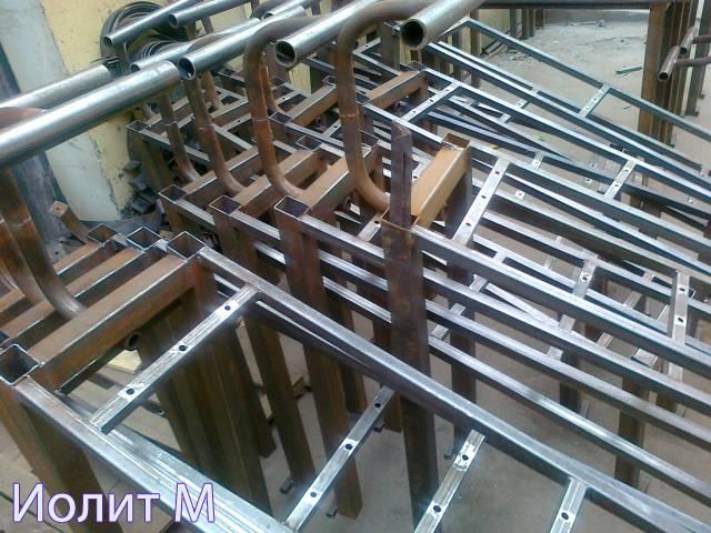 Ремонт трещин в металлоконструкциях без сварки