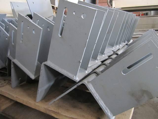 Производство кронштейнов для фасадов