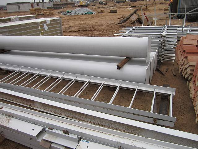 Завод по производству лестниц и ограждений ЛГВ