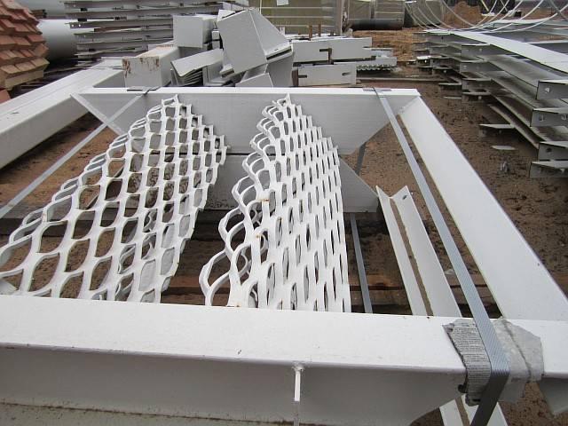 Проектирование лестниц и ограждений ЛГВ