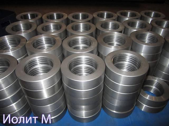Механообработка металлических деталей