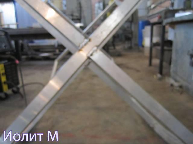 Металлоконструкции для быстровозводимых зданий
