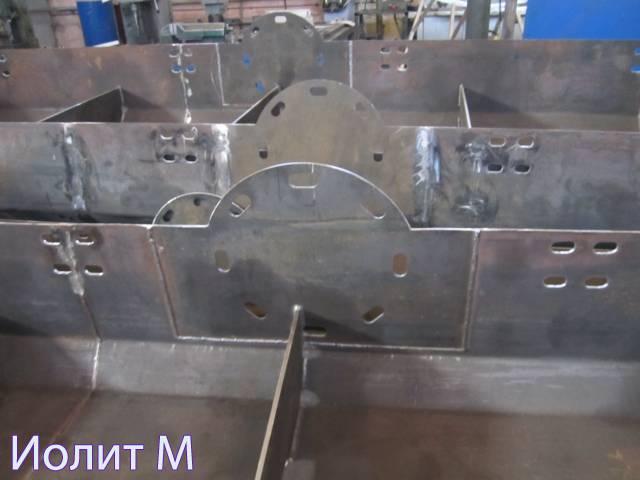 Применение металлоконструкций