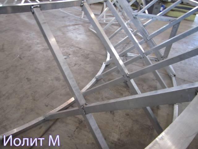 Металлоконструкции под заказ