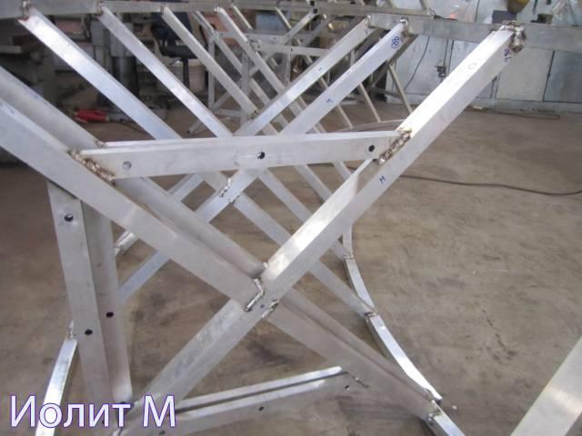 Надежность металлоконструкций