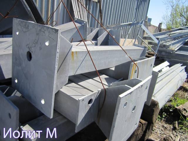 Изготовление металлоконструкций. Опоры и подвески трубопроводов