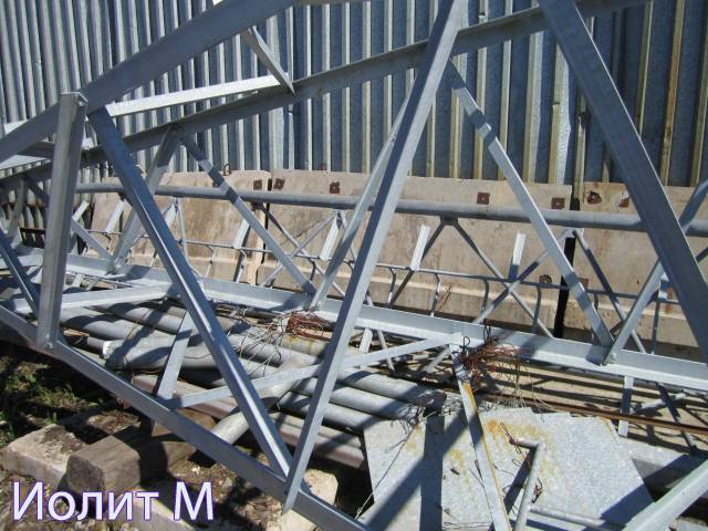 Подвески трубопроводов. Производство металлоконструкций