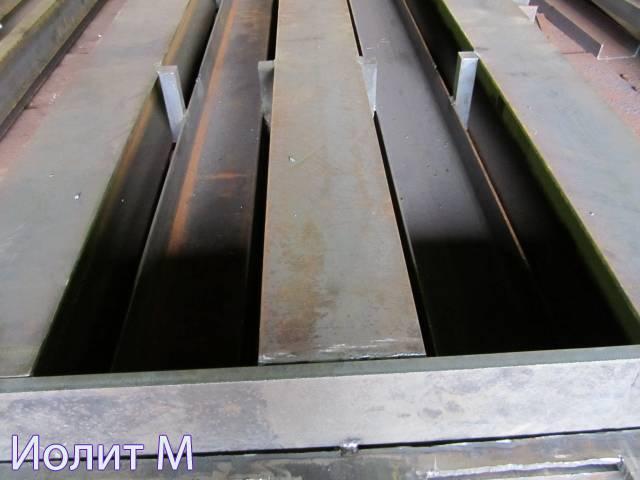 Реставрация металлоконструкций
