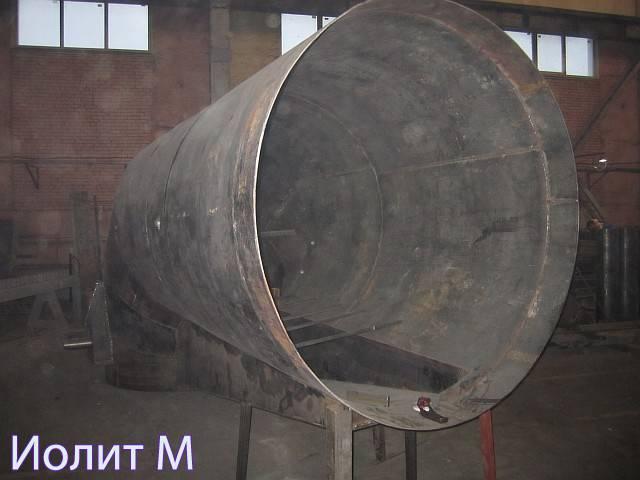 Проектирование металлоконструкций на производстве