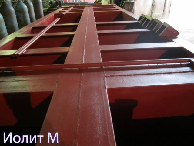 Производство и монтаж нестандартных металлоконструкций