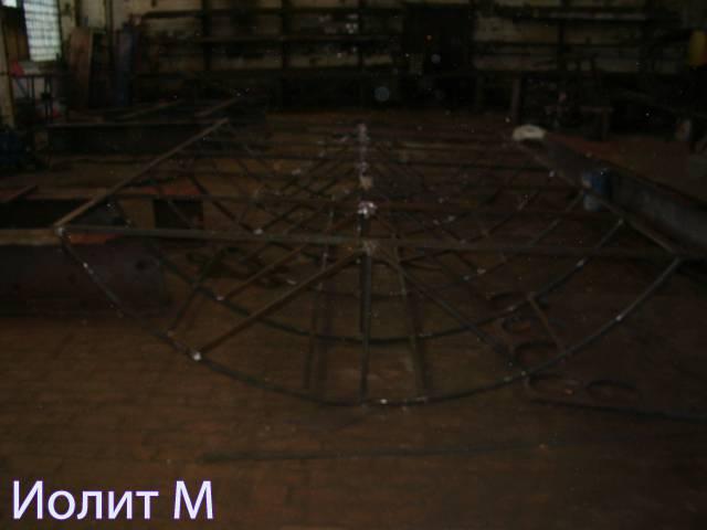 Сварные металлоконструкции