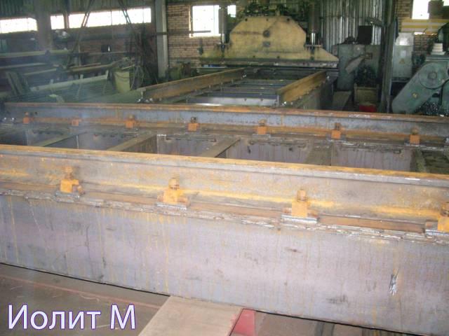Нестандартные металлоконструкции под заказ