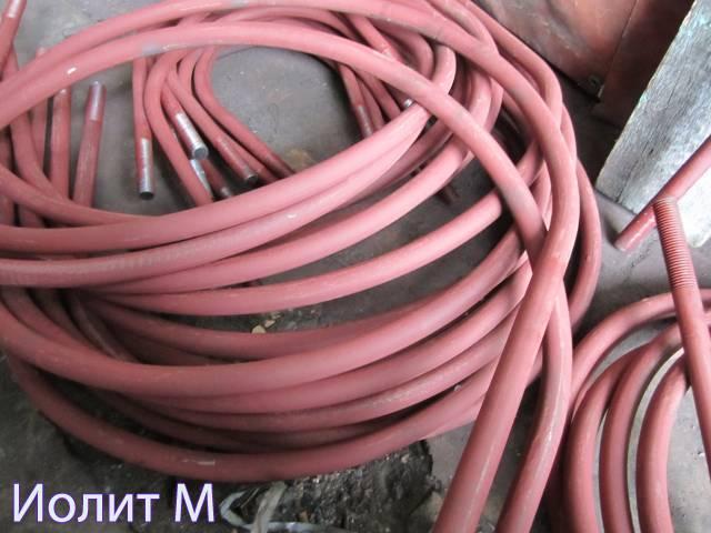 Серия опоры трубопроводов