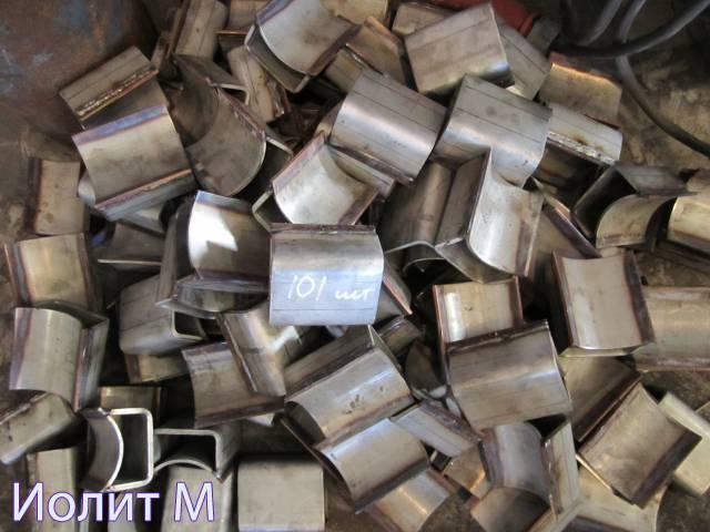 Металлоконструкции. Производство опор трубопроводов