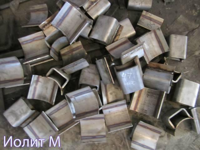 Металлические конструкции. Опоры на заказ
