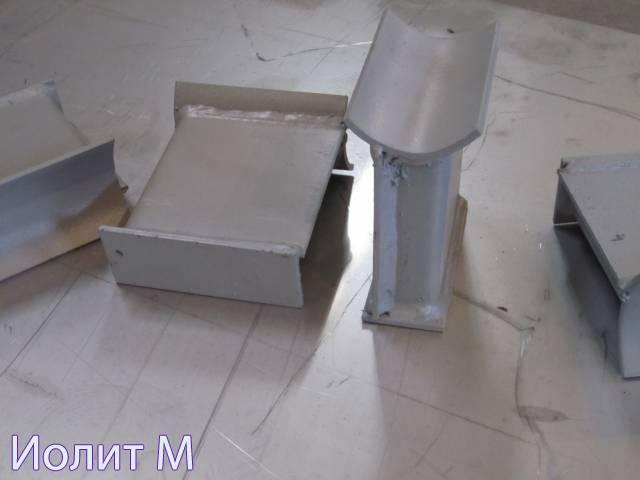 Производство металлоконструкций. Опоры трубопроводов изготовление