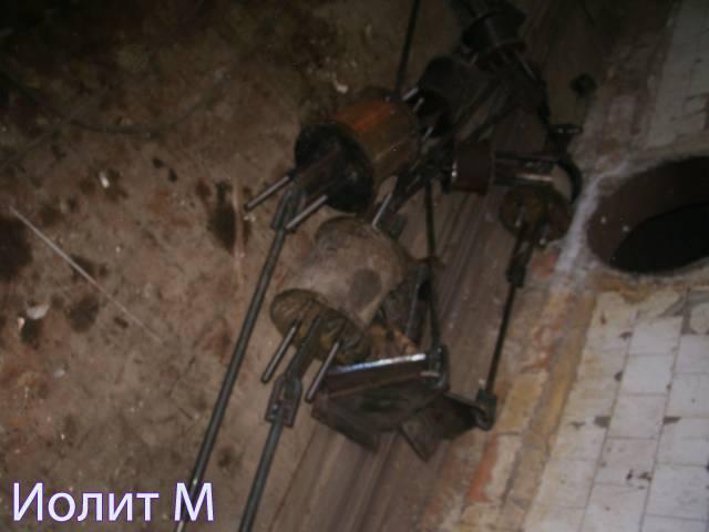 Характеристика опор трубопроводов