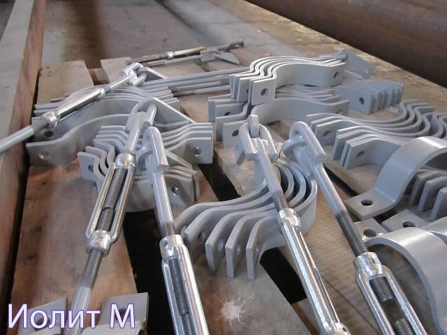 Подвески для трубопроводов