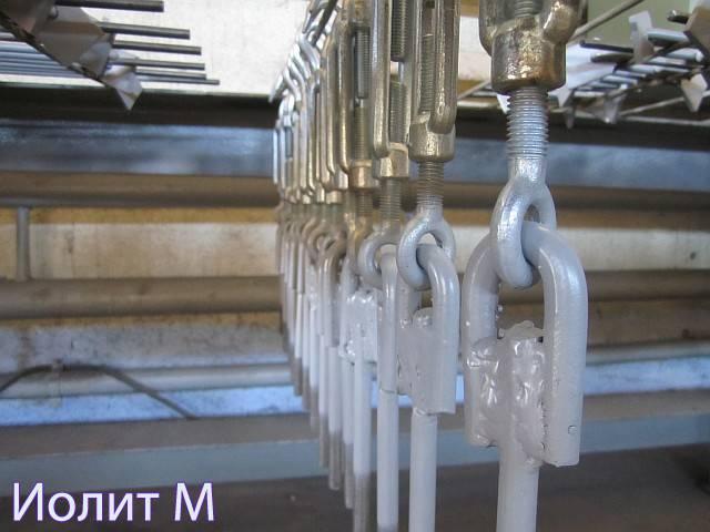 Подвижные подвески трубопроводов