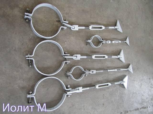 Разновидности металлических подвесок