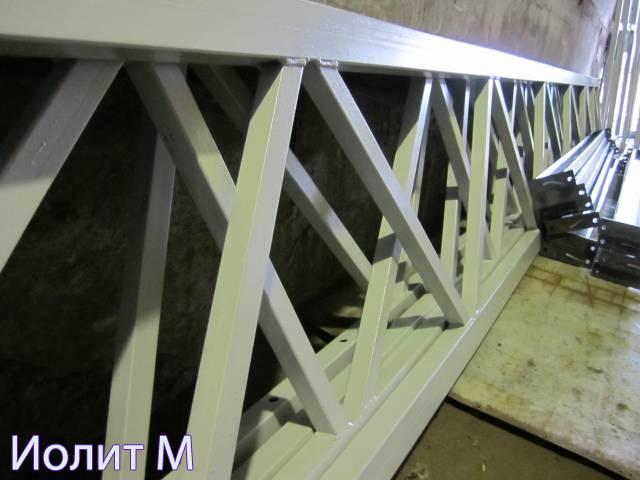 Фермы - производство металлоконструкций