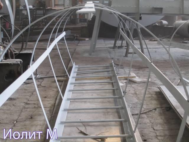 Преимущества быстровозводимых металлоконструкций
