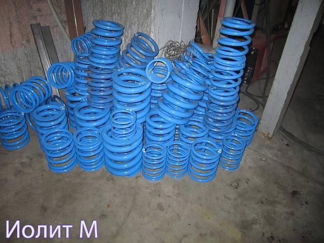 Производство пружинных блоков
