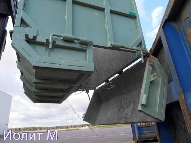 Проверка контейнеров для ТБО