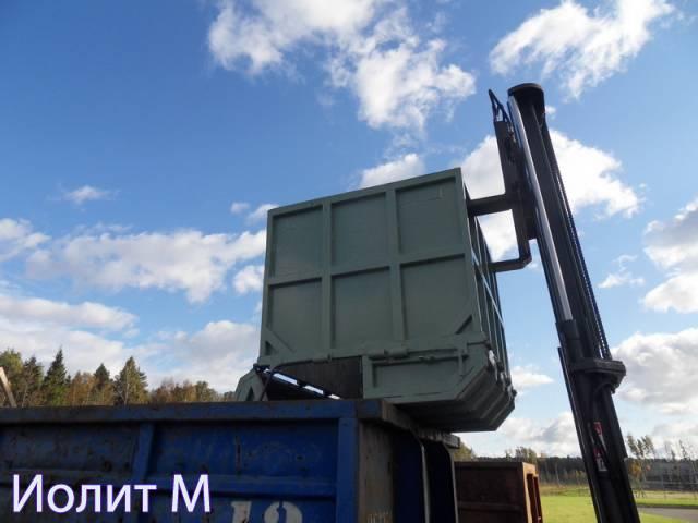 Типы мусорных контейнеров