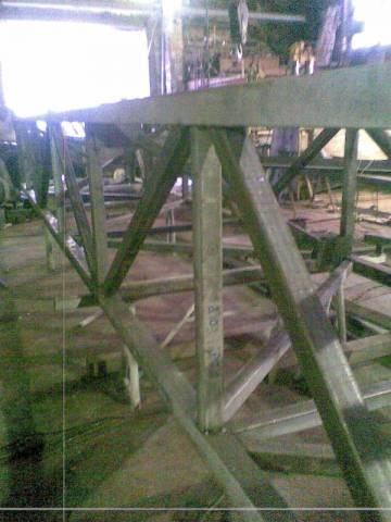 Достоинства металлоконструкций