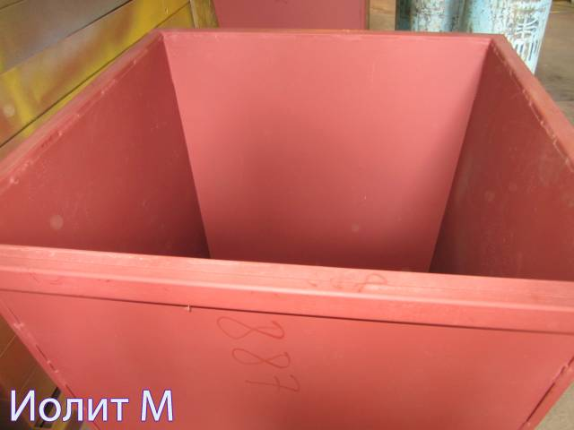 Производство контейнеров под ТБО