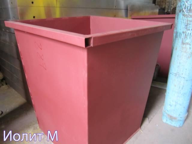 Продажа контейнеров для мусора