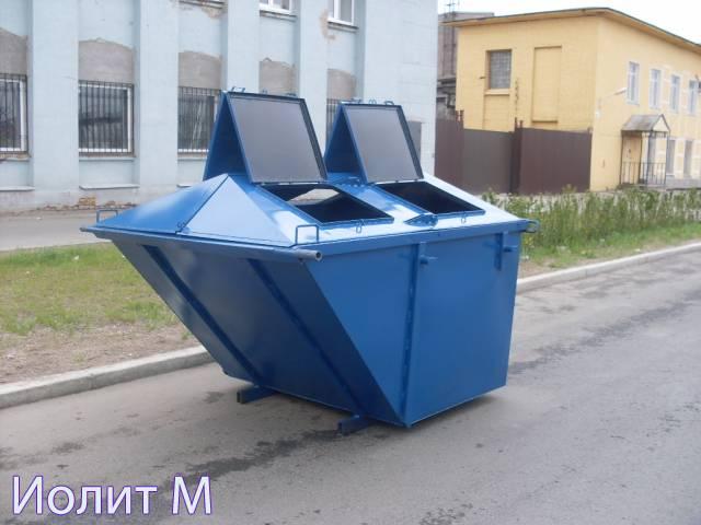 Преимущества контейнеров для ТБО