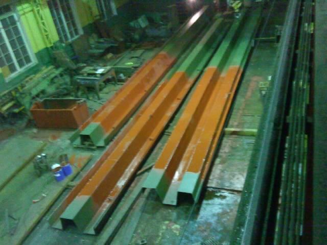 Производство металлических балок