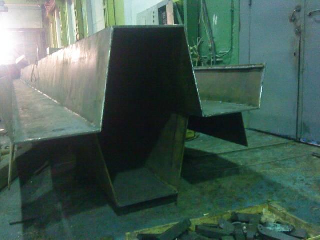 Применение стальных балк в строительстве