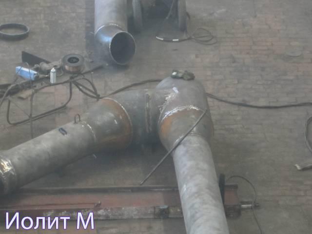 Завод опор трубопроводов