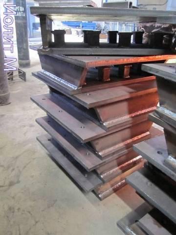 Процесс гибки металла. Закладные детали
