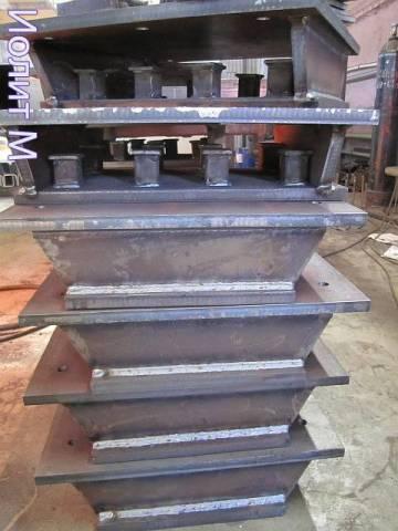 Резка металла. Производство закладных деталей