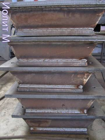 Купить оборудование для резки металла. Закладные изделия